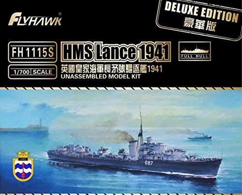 FLYHAWK - HMS Lance 1941