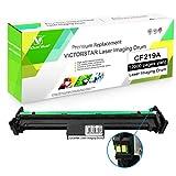 VICTORSTAR Compatible 19A CF219A Drum Unit Replacement for Using with HP Laserjet Pro M102a M102w, Laserjet Pro MFP M130fn M130fw M130nw M130a Printers (Drum Unit, 12,000 Pages)