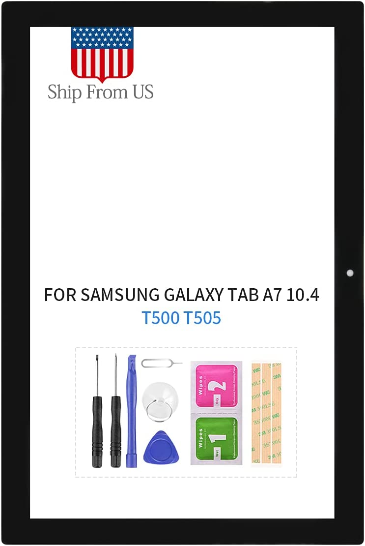 Screen Replacement for Samsung List price Galaxy Tab 10.4 2020 A7 T505 T500 Max 77% OFF