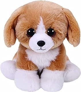 Ty Beanie Babies FRANKLIN - Brown Dog Reg 6