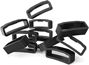 ANCOOL with Compatible Garmin Fenix 5X Bnads, 26mm Width Soft Silicone Watch Strap for Garmin Fenix 5X/Fenix 3/Fenix 3 HR [NOT Easy Fit]