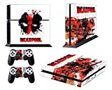 SuperHero Sony Playstation 4 Skin Sticker Vinyl Stickers for PS4...