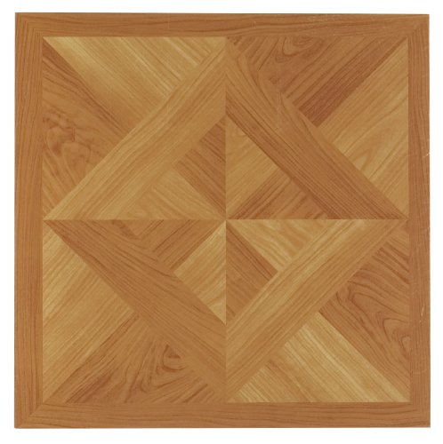 Achim Home Furnishings FTVWD20220 Nexus Vinyl-Fliese, 30,5 cm (12 Zoll), Holz Classic Light, Klassisches, helles Eichenholz-Parkett