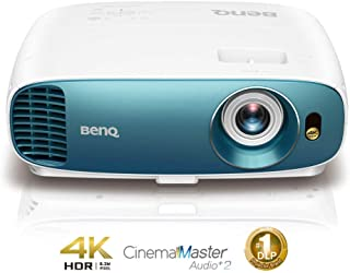 BenQ ホームプロジェクター TK800M (DLP/4K/3000lm/HDR10&HLG対応/Footballモード対応/スポーツ観戦/ランプ節約モード/縦自動台形補正/コントラスト比1万:1)