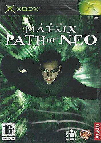 Atari  The Matrix: Path Of Neo - Xbox