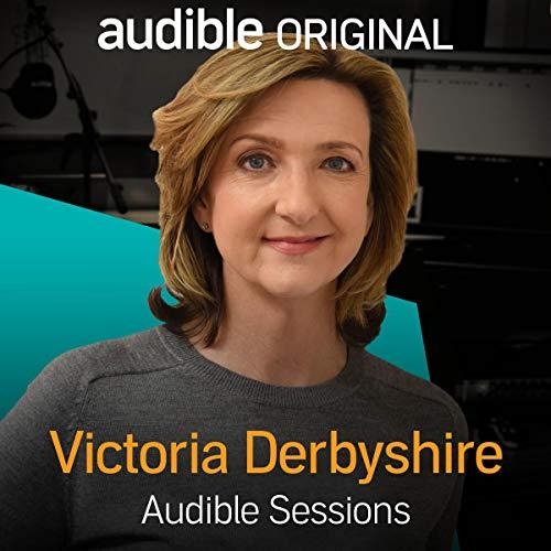 Victoria Derbyshire audiobook cover art