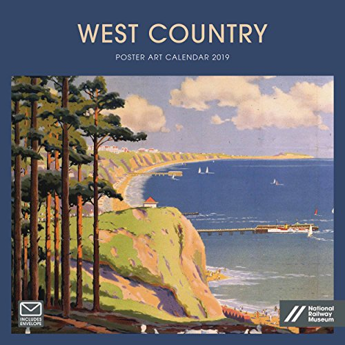 West Country Poster Art NRM Wiro W 2019