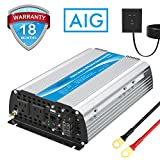 1200W Power Inverter DC12 Volt to AC 120 Volt with 20A Solar Charge