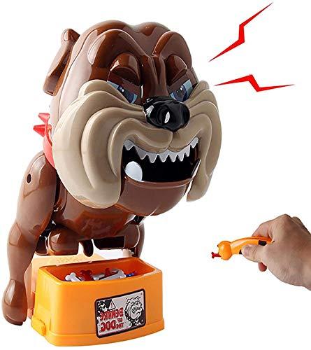 Divertidos juguetes electrónicos para perro, juego de mesa eléctrico para perro, cuidado...