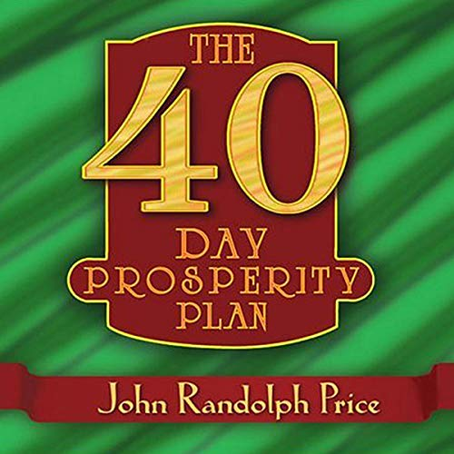 The 40 Day Prosperity Plan audiobook cover art