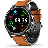 MorePro Smart Watch Blood Pressure Heart Rate Multi-DIY Touch Screen Activity Fitness Tracker with Sleep Monitor Waterproof Smartwatch Sport Bracelet Pedometer Step Calories for Men Women iOS Android