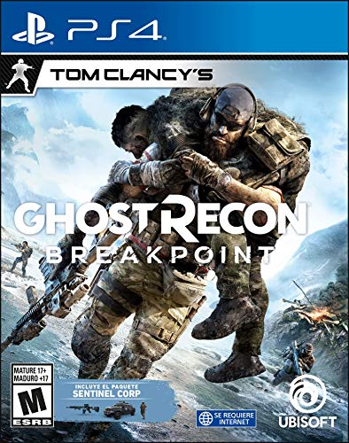 Ghost Recon Breakpoint – Limited Edition – PlayStation 4