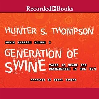Generation of Swine cover art