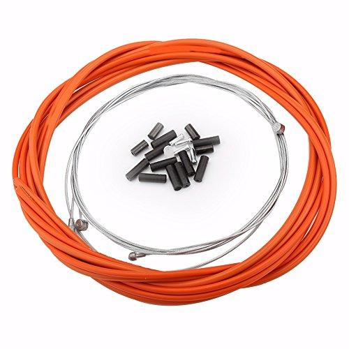 VGEBY Cable de Freno Bicicleta para Freno Delantero y Trasero con Conjunto...