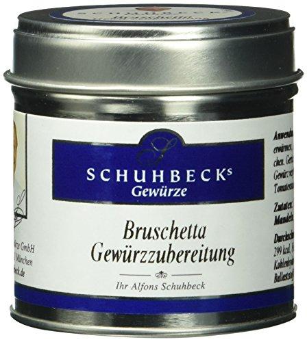 Schuhbecks Bruschetta Gewürzzubereitung, 3er Pack (3 x 55 g)