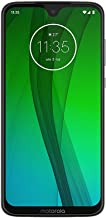 "Motorola Moto G7 (64GB, 4GB RAM) 6.2"" HD+ Display, Dual SIM GSM Unlocked (AT&T/T-Mobile/MetroPCS/Cricket/H2O) - XT1962-6 -..."