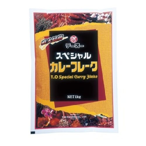 テーオー食品 スペシャルカレーフレーク 1kg袋