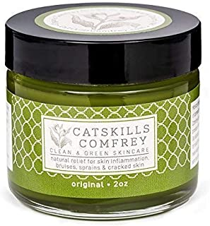 Catskills Comfrey Original ointment, 2oz - comfrey's allantoin is a cell proliferant; ideal for skin inflam...