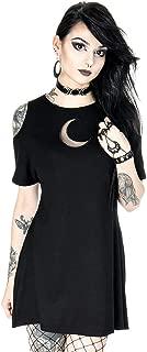 crescent moon dress