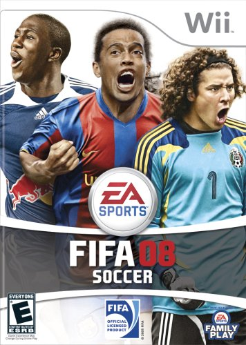 Fifa 08 / Game [Importación Inglesa]