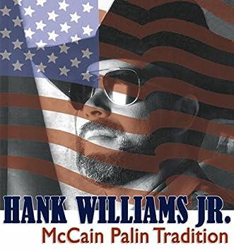 McCain Palin Tradition