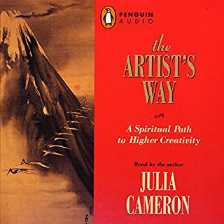 The Artist's Way     A Spiritual Path to Higher Creativity              By:                                                                                                                                 Julia Cameron                               Narrated by:                                                                                                                                 Julia Cameron                      Length: 3 hrs and 6 mins     765 ratings     Overall 4.4