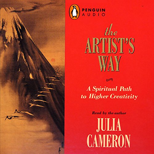 The Artist's Way audiobook cover art