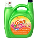 Gain HEC Island Fresh Liquid Laundry Detergent 96 Loads 150 fl oz