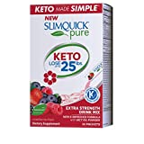 Slimquick Pure Extra Strength Mixed Berry Drink...