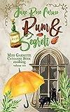 Rum e Segreti: Miss Garnette Catharine Book cooking Vol. 3 (Miss Garnette Catharine Book series)