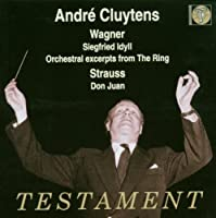 Ring Exceprts / Siegfried Idyll / Don Juan (2003-01-20)