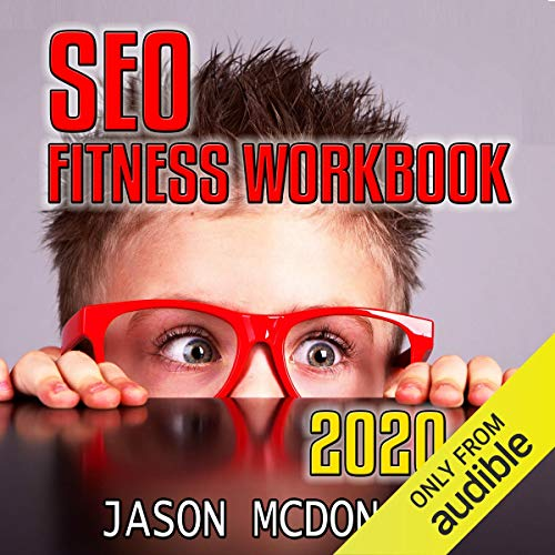 SEO Fitness Workbook: 2020 Edition audiobook cover art