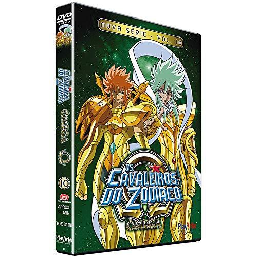 Cavaleiros Do Zodiaco, Os - Omega, V.10-Dvd