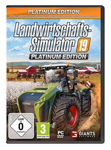 Landwirtschafts-Simulator 19: Platinum Edition - [PC]