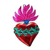 FANMEX - Fantastik - Corazón de hojalata artesanía Mexicana (Espino)