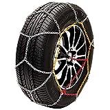 "Neumático de coche 9 mm cadenas para la nieve de 15/"" ruedas de TXR9 185//65-15"
