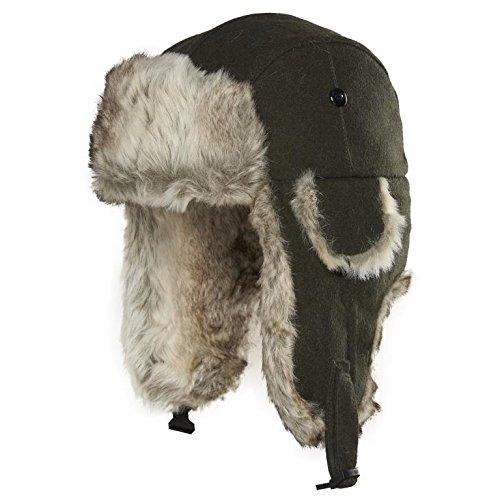 b2a0edeb80270 Chaos Men s Dylon Wool Blend Trapper Hat