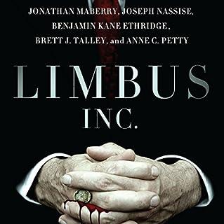 Limbus, Inc. audiobook cover art