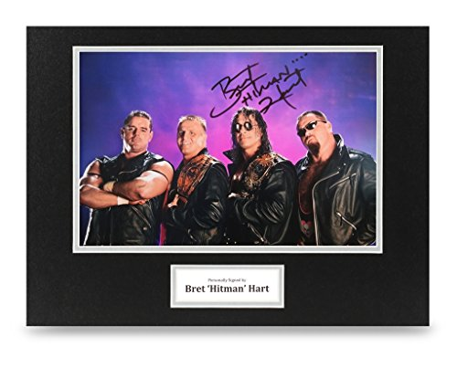 HWC Trading FR Roman Reigns Gift Signed FRAMED A4 Printed Autograph WWE Gifts Wrestling Print Photo Picture Display