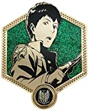 Golden Bertholdt Hoover - 1st Edition Attack on Titan Collectible Enamel Pin