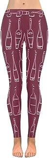 Cherry Blossoms Stretchy Capri Leggings Skinny Pants for Yoga Running Pilates Gym(2XS-5XL)
