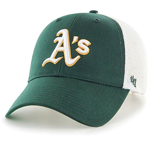 ´47 Erwachsene Kappe MLB New York Yankees Branson MVP, Dark Green, OSFA