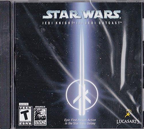 Star Wars: Jedi Knight II: Jedi Outcast (Jewel Case) - PC by LucasArts