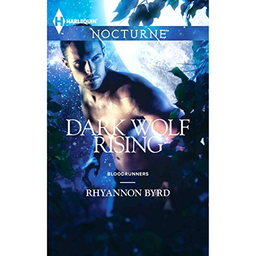 Dark Wolf Rising cover art