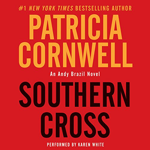 Southern Cross Audiobook By Patricia Cornwell cover art