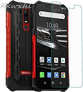 TOMMY-Phone Screen Protectors - Smartphone 9H Tempered Glass for Ulefone Armor 6 6E GLASS Protective Film on Ulefone Armor...