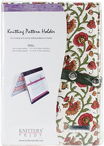 Knitting Pattern Chart Holder