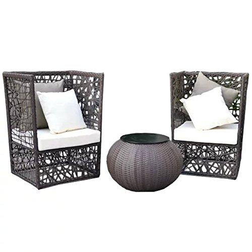 Imatatie bamboe - rotan sofa set/sofa suite/slaapbank/hoekbank/zetel/zetel/bank/stoel/salontafel/theetafel/bijzettafel/eindtafel
