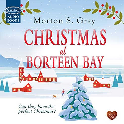 Christmas at Borteen Bay audiobook cover art