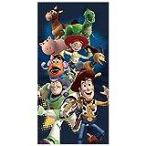 Disney Toy Story The Great Escape Cotton Beach Bath Towel 70 x 140cm by Disney